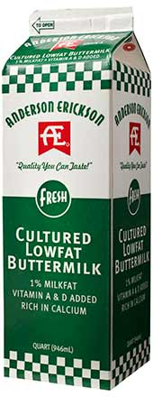 Cultured Lowfat Buttermilk