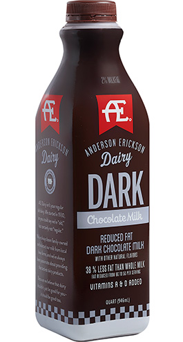 Dark Chocolate Milk