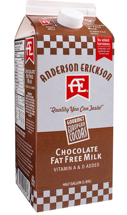 Chocolate Fat Free Milk