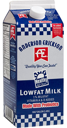 <i>Healthy All Over</i> Lowfat Milk (formerly Sweet Acidophilus)