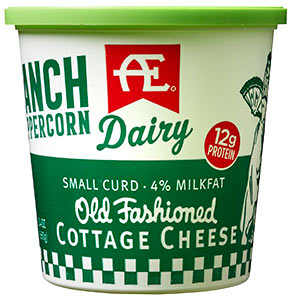Ranch Peppercorn Old Fashioned Cottage Cheese