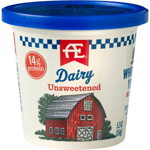 Unsweetened Whole Milk Yogurt