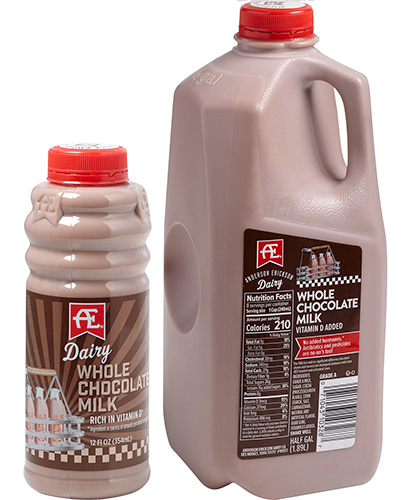 Whole Chocolate Milk