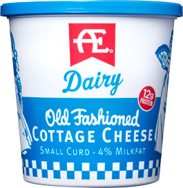 Old Fashioned Cottage Cheese