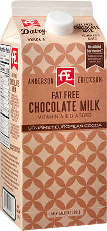 Fat Free Chocolate Milk