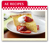 AE Lemon Buttermilk Pie Recipe