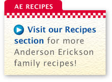 Visit AE Family Recipes