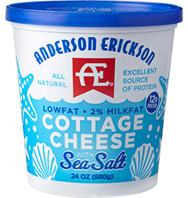 Lowfat Cottage Cheese With Sea Salt