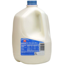 Fat Free Skim Milk